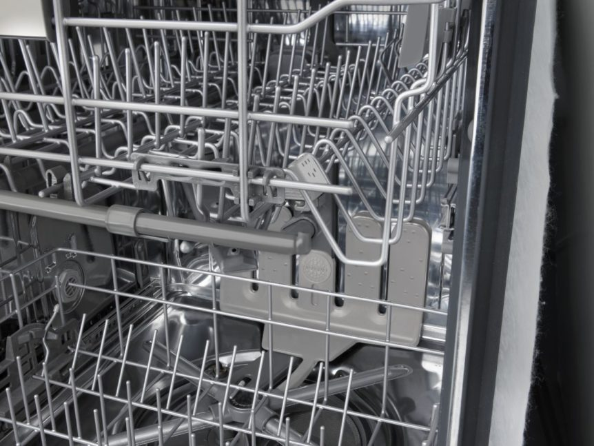Dishwasher Is Not Spraying Water