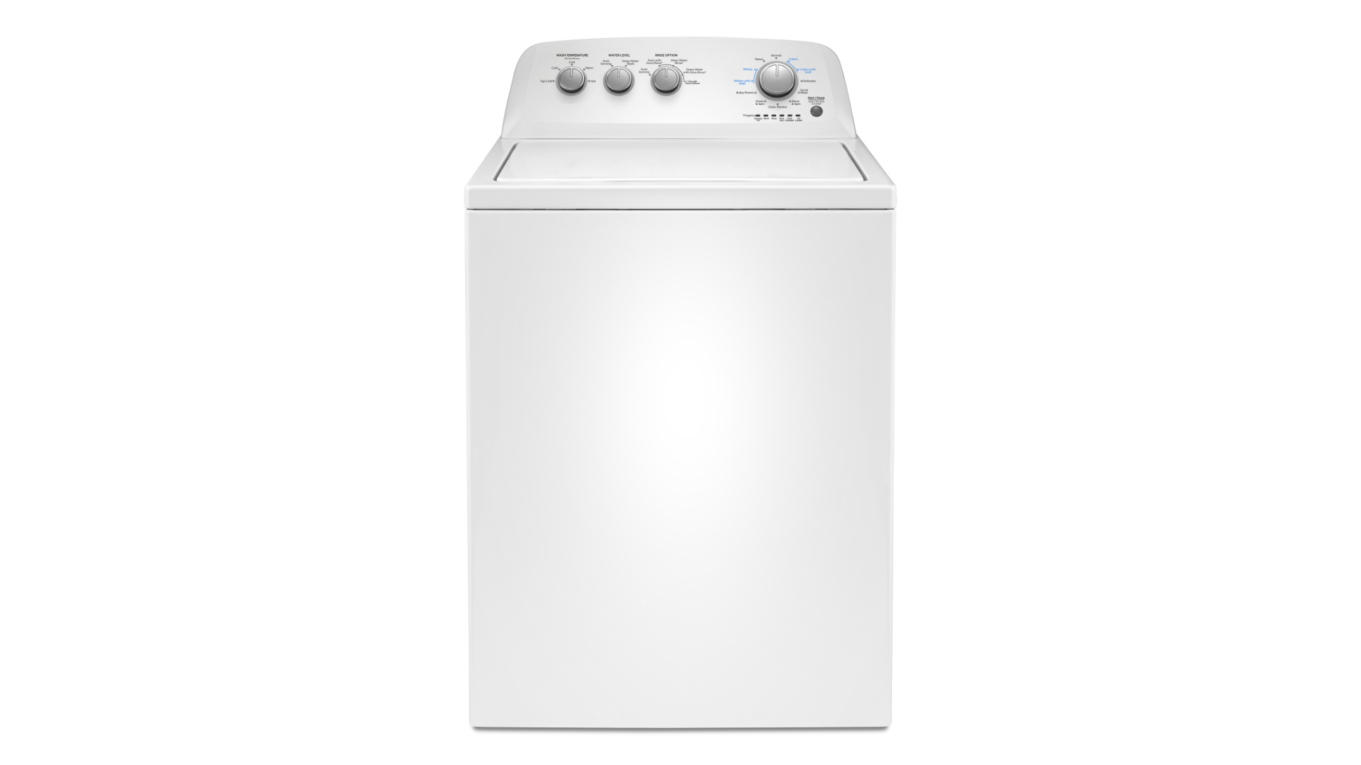 """Featured image for """"Whirlpool Washer Won't Spin? 4 Common Causes"""""""
