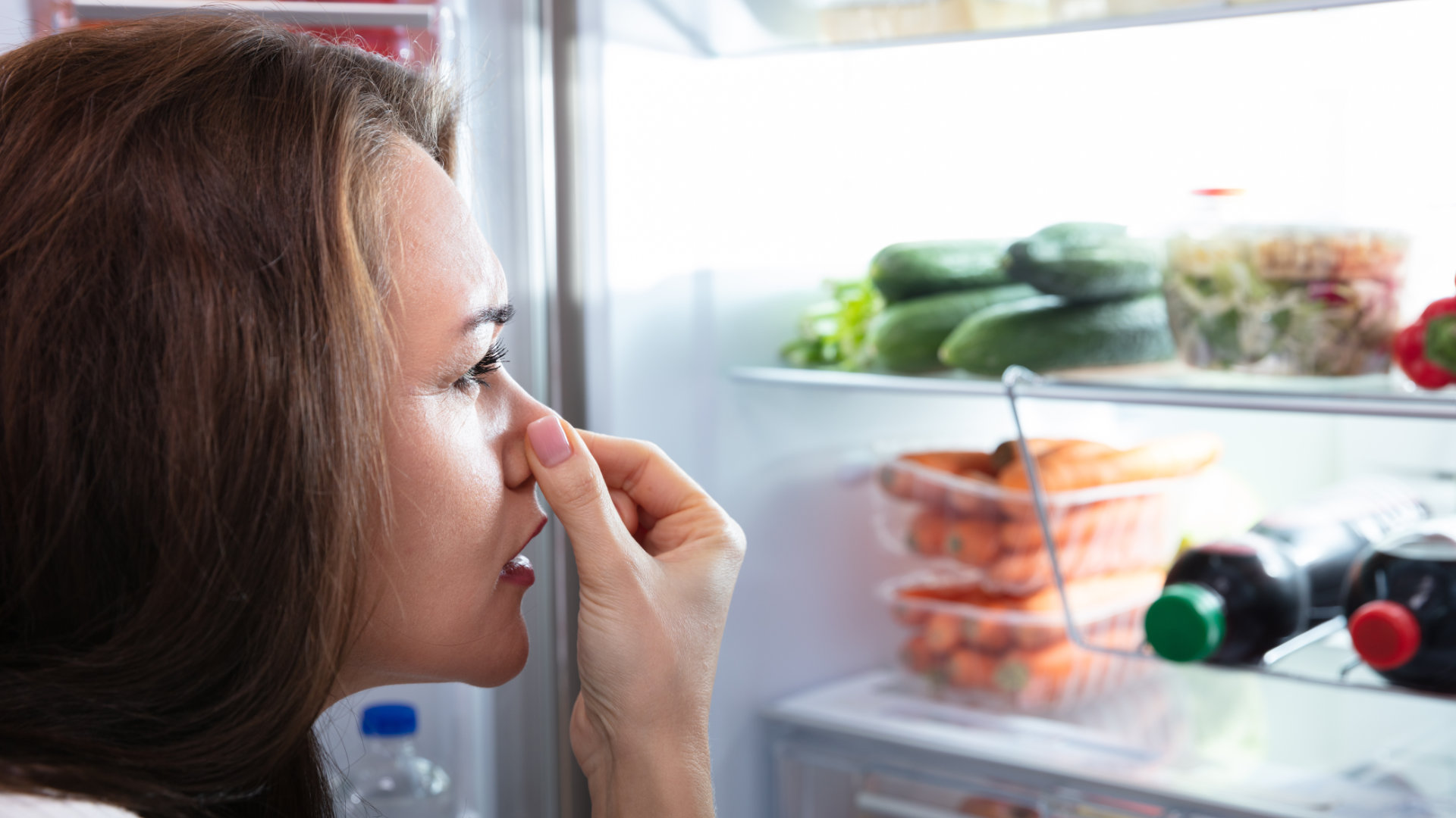 """Featured image for """"Refrigerator Smells? How to Get Odor Out"""""""
